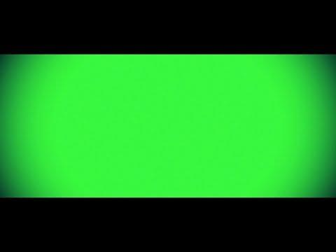 Cinematic Anamorphic Crop 2.35:1 -  4K Green Screen