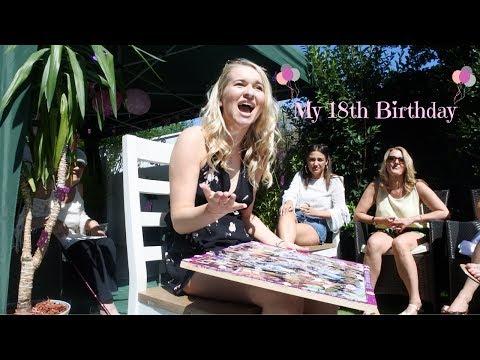 MY 18TH BIRTHDAY | Jazzy Vlogs