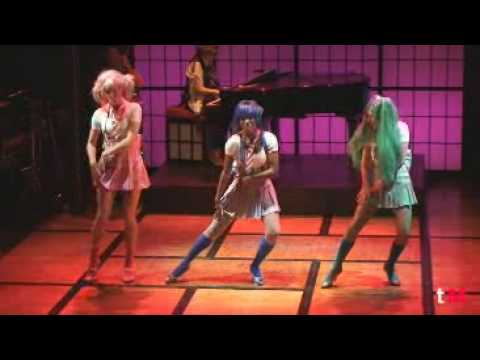 Hot Mikado Three Little Maids