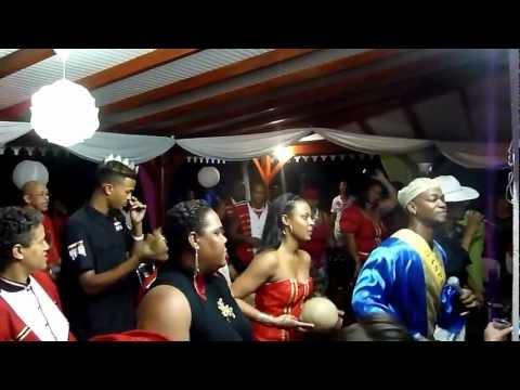 Les Troubadours live au François Martinique avec Robert Mavounza et Anthony Defrel