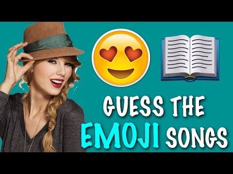 EMOJI CHALLENGE ★ Guess the Taylor Swift...