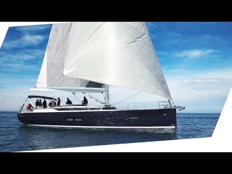 BAVARIA C57 - First rigging