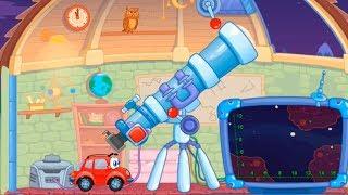 Игра Вилли 8 Пришельцы МАШИНКА ВИЛЛИ 8 часть мультик игра для детей wheelie 8 part