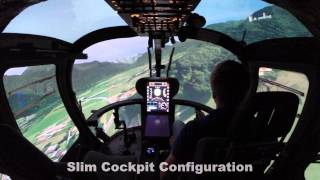 Rotorcraft Simulation Environment (ROSIE)
