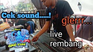 Download Mp3 Cek Sound Cumi Cumi Audio Feat Om Adella Live Rembang Bajing Meduro Blok Kulon 2