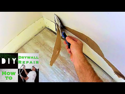 how-to-repair-drywall-damage-after-baseboards-were-removed