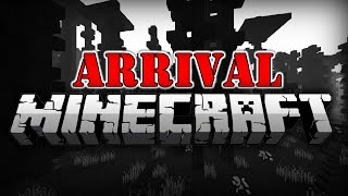 Minecraft ARRIVAL (Trailer)