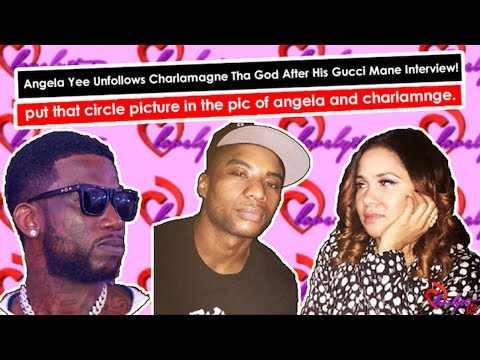 Is TBC OVER? Angela & Charlamagne Unfollow Each Other After Gucci Mane Interview #fullbreakdown