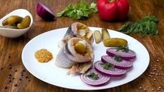 Рольмопсы из сельди - Рецепты от Со Вкусом