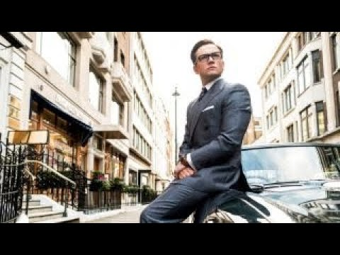 'Kingsman' inspired fashion collection launches