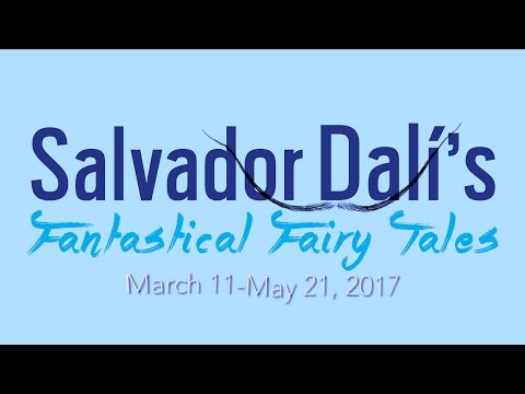 salvador-dali's-fantastical-fairy-tales