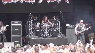 Exciter - Heavy Metal Maniac Live @ Sweden Rock Festival 2015