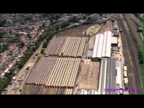 Neasden Depot Strike Day 2015