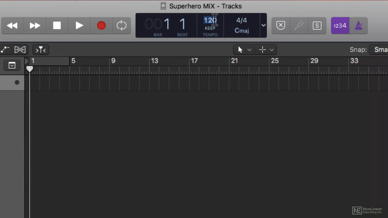 How To Import Stems From Any DAW Into Logic Pro X : macProVideo com