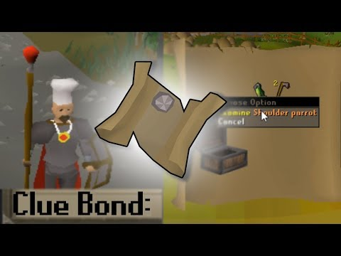 Beginner Clues on a Fresh F2P Account (until I made a bond) - OSRS Challenge