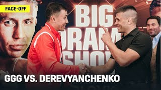 FACE-OFF | GGG vs. Sergiy Derevyanchenko