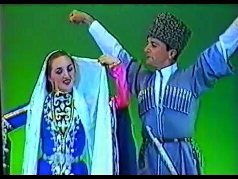 Ансамбль танца «Вайнах» - Первый после военный концерт Дикалу Музакаев