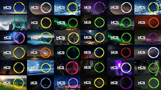 Top 50 Most Popular Songs by NCS | No Copyright Sounds
