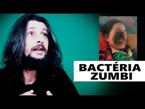 Bactéria Zumbi - Sexo com Betoneira - Nudes de revista