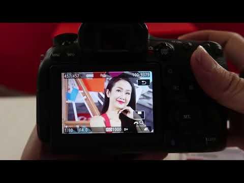 Nhận xét nhanh về Canon 6D mark II
