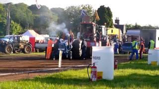 Angus Show Lancashire Bomber