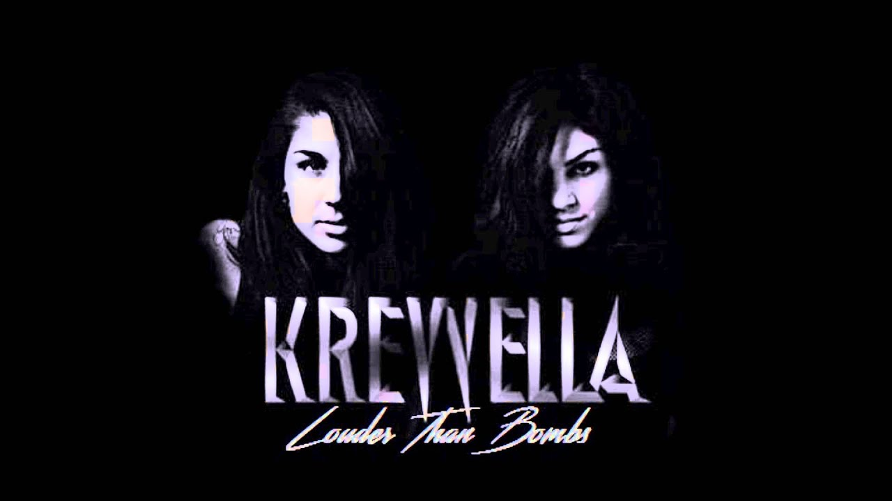 Krewella wallpaper krewella louder than bombs preview played