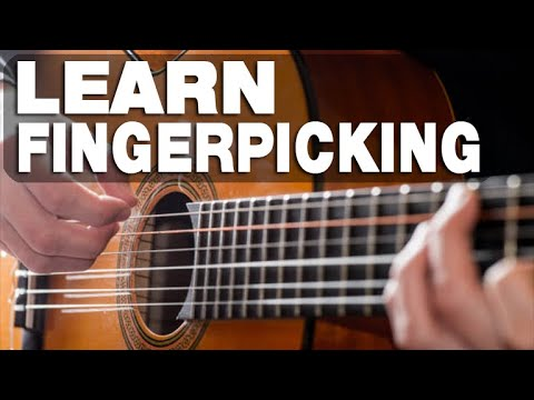 How to Start Fingerpicking in 4 Moves (You Won't Believe How Easy!)