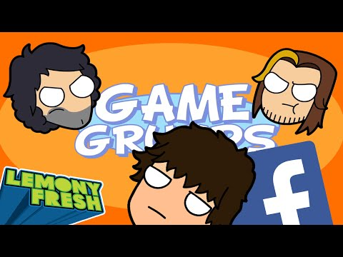 Game Grumps Animated: Mark Zuckerberg