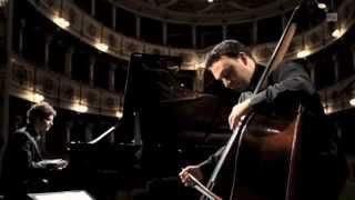 """Bottesini """"Duet for Clarinet&Double bass"""" Corrado Giuffredi, Enrico Fagone, Federico Nicoletta"""
