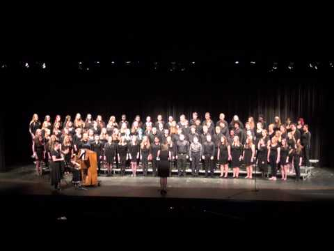 AHS Mixed Choir - Medley from Jekyll and Hyde, 6/09/2014