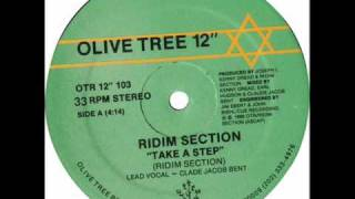 Ridim Section - Take A Step + Dub