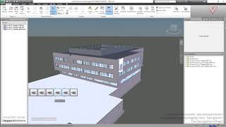 VC: Autodesk Navisworks: 4.04. The Navigation Wheel