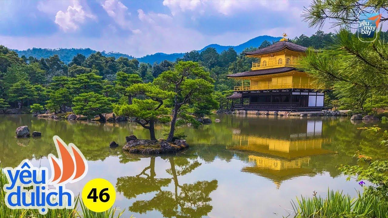 YDL #46: Lần đầu đi Nhật Bản – Tokyo, Osaka, Kyoto, núi Phú Sĩ   Yêu Máy Bay