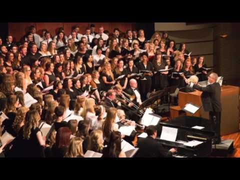 Jesus Draw Me Ever Nearer, North Central University Chorale. arr. Rob Barrett, Jr.