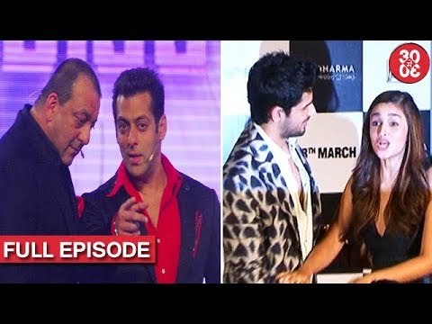 Salman Not Invited For 'Bhoomi's Screening   Alia Cancels Her Holiday Plans With Sidharth & More