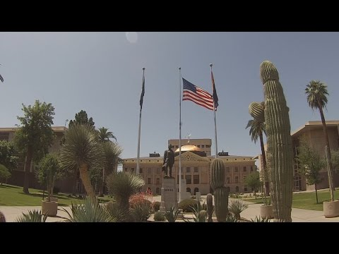 Arizona Historic State Capitol Video Tour