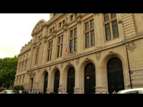 General presentation of the Sorbonne