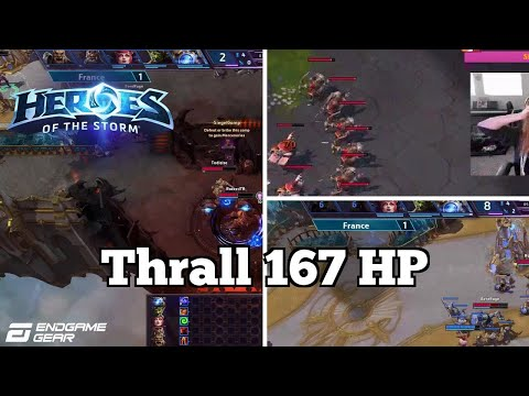 BEST HotS Plays: Thrall 167 HP