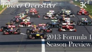 Power Oversteer: 2013 Formula 1 Season Preview