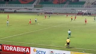 Video Gol Pertandingan PS TNI vs Semen Padang FC