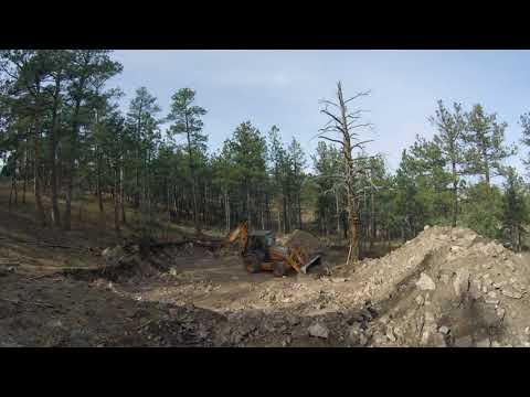 Digging Walkout Basement and Garage