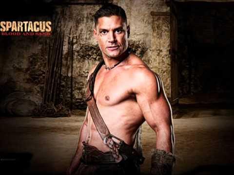 Crixus - Manu Bennett