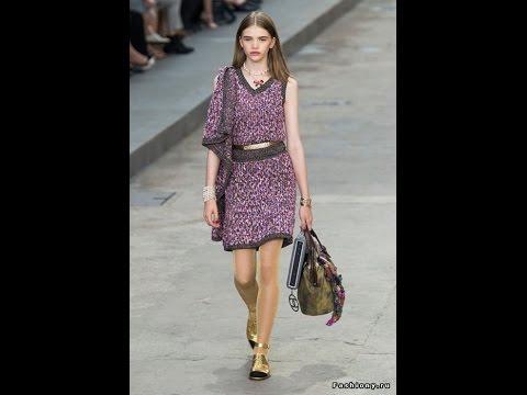 Коллекции модной одежды, аксессуаров весна лето и осень зима
