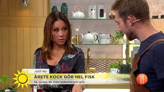 Årets kock tycker Tilde är fullständigt talanglös i köket - Nyhetsmorgon (TV4)