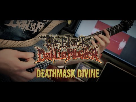 The Black Dahlia Murder - Deathmask Divine | Guitar cover