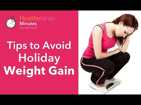 In Crisis Mode Listed here are 5 Ideas to Handle Holiday Weight