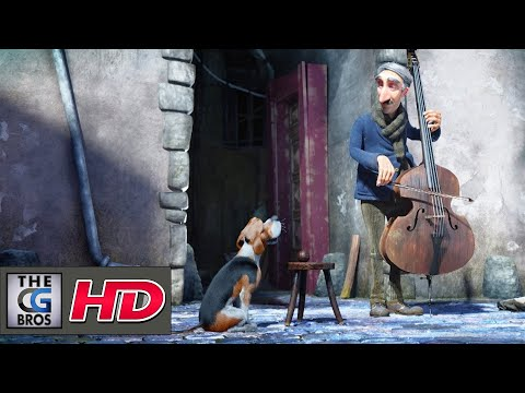 "CGI 3D Animated Short HD: ""Rubato"" - by ESMA"