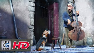 "CGI 3D Animated Short ""Rubato"" - by ESMA 