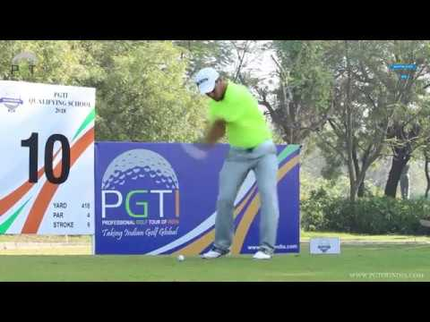 PGTI Qualifying School 2018 - Final Stage