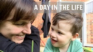 EPIC DEBATE W/ A 2 YEAR OLD | DAY IN THE LIFE | EILEEN VINCETT